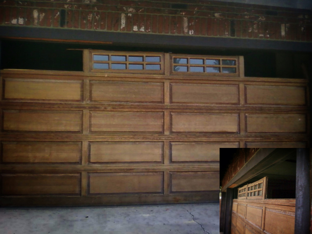800 #8A6741 Wooden Garage Doors Need Proper Maintenance Or They Begin To Fall  picture/photo Garage Doors Near Me 37391065